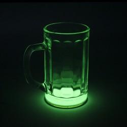Halba de bere fosforescenta...
