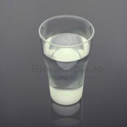 Pahar fosforescent rezistent la socuri