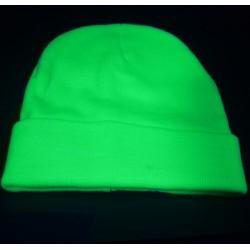Caciula fluorescenta Neon pentru cluburi si petreceri