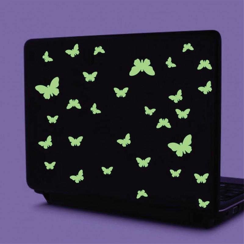 Set 30 Fluturasi luminescenti