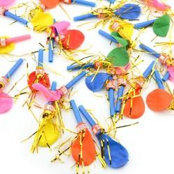 Set 50 fluiere cu balon
