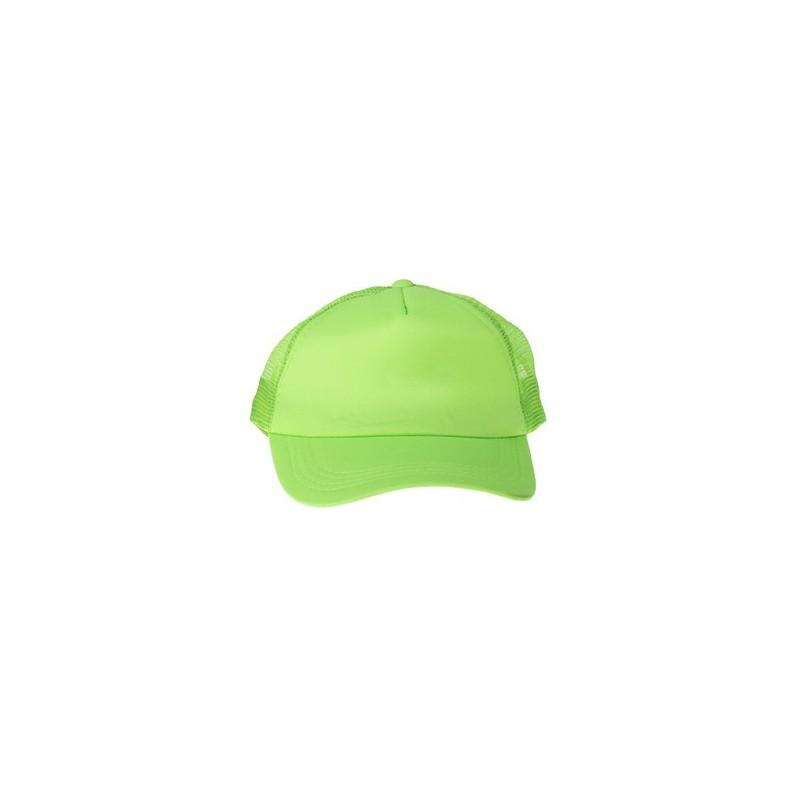 Sapca baseball fluorescenta 4SS, material textil