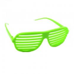 Ochelari fluorescenti shutter shade pentru petreceri