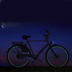 Kit iluminare activa bicicleta pentru siguranta in trafic