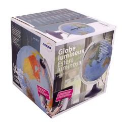 Glob geografic Elite iluminat 25 cm