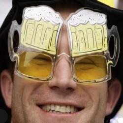 Ochelari halba de bere