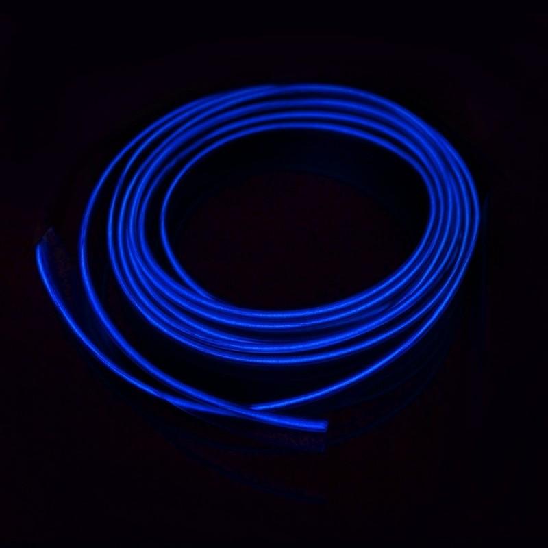 Kit EL Wire pentru imbracaminte si efecte speciale