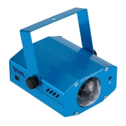 Stroboscop cu LED si trepied valuri de apa