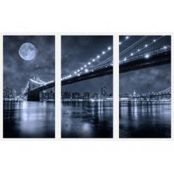 Set Tablou Dual-View Brooklyn