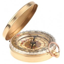 Busola Aurie, tip ceas de buzunar