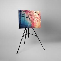 Tablou canvas fosforescent Misterul Padurii