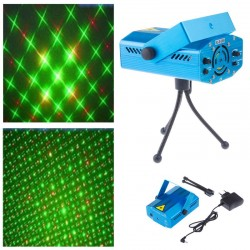 Proiector laser stele miscatoare si joc de lumini