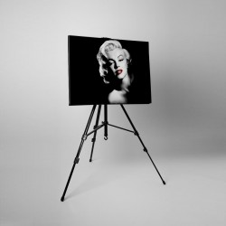 Tablou canvas fosforescent Marilyn Monroe, 60x40 cm