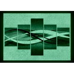 Set Tablou Dual-View Spatiu
