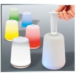 Lampa de birou cu LED-uri colorate 2 in 1