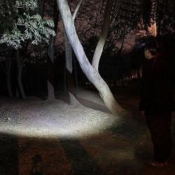 Frontala cu raza de lumina ajustabila 60 lumeni, Esperanza Vega