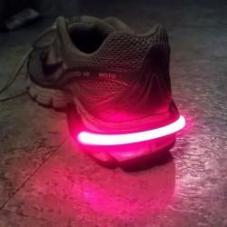 Clips cu LED pentru incaltaminte, Forever