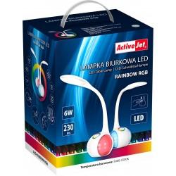 Lampa de birou LED, 6W, rainbow RGB, ActiveJet