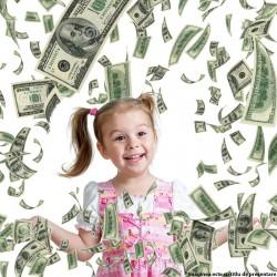 Tun confetti bani falsi