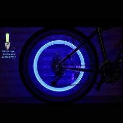 Ventil tip licurici Verde cu lumina albastra