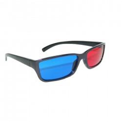 Ochelari 3D pasivi, lentile red-cyan, plastic