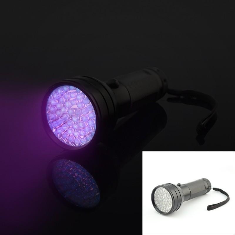 Lanterna 51 LED-uri UV 380 nm