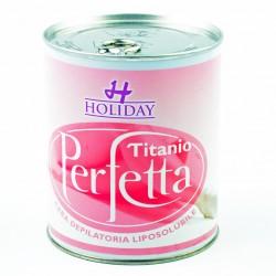 Ceara depilatoare Holiday cu dioxid de titaniu roz 800 ml