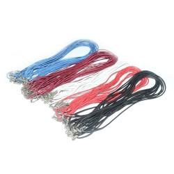 Set 10 snururi cerate colorate