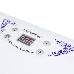 Lampa UV cu ventilator profesionala pentru unghii cu gel 54 Watt