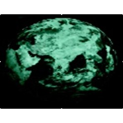 Tablou fosforescent Terra