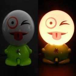 Lampa pentru birou veioza haioasa verde