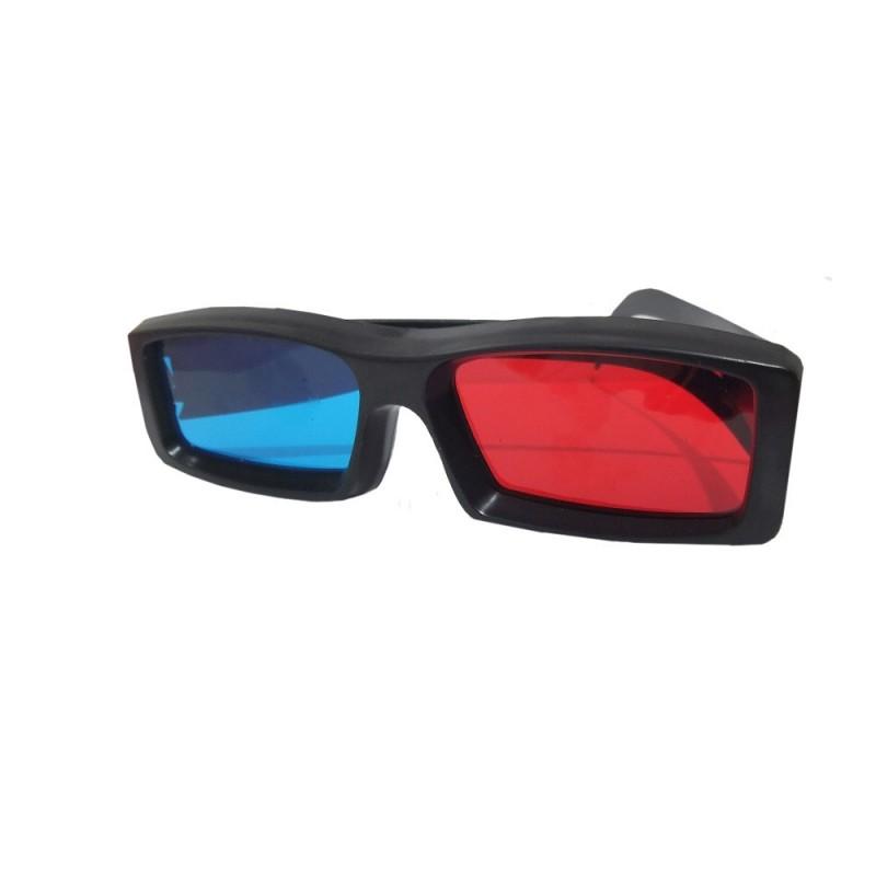 Ochelari 3d cu rame de plastic red cyan model TOCILAR