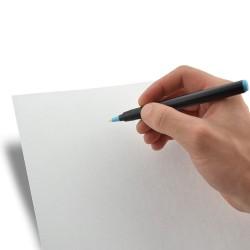 Marker permanent cu cerneala albastra invizibila