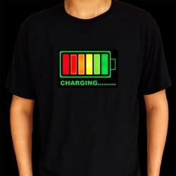 Tricou egalizator Charging
