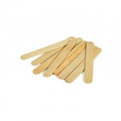Set 50 spatule pentru aplicare ceara