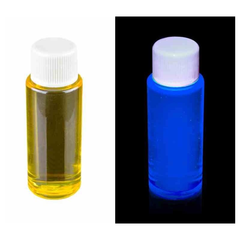 Cerneala UV Invizibila albastra pe baza de apa