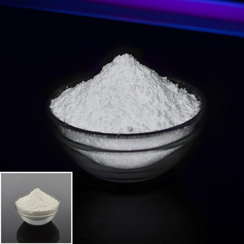 Pigment invizibil fluorescent alb