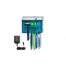 Sterilizator periute de dinti si aparat barbierit