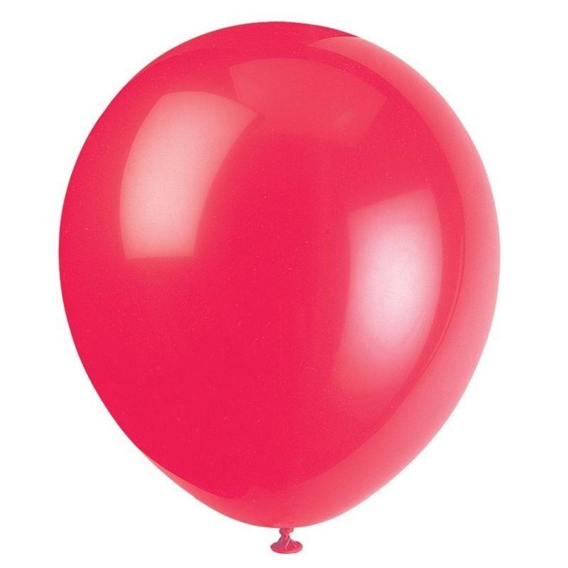 Balone mari colorate Rosu b6d1370485025