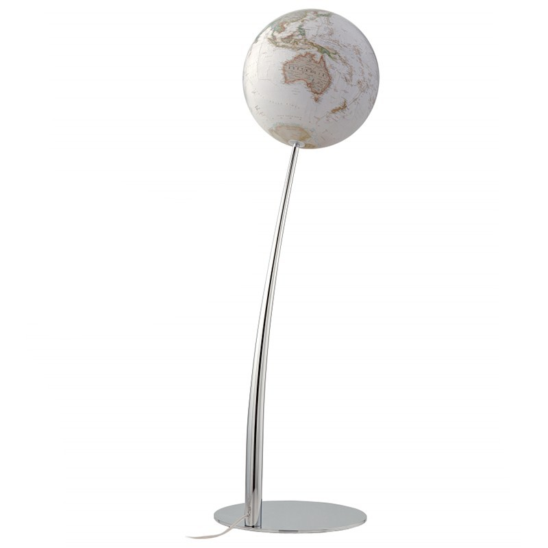Glob decorativ Iron Executive, iluminat, 30 cm, National Geographic