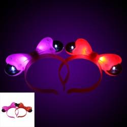 Cordeluta cu LED Minnie Mouse