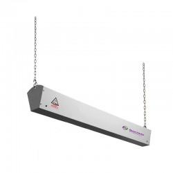 Lampa germicida LBA55W-T cu lant pentru tavan