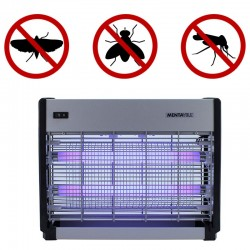 Aparat profesional anti-insecte 2x10W
