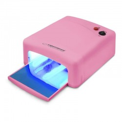 Lampa UV pentru unghii false, 36W, temporizator, ABS, Esperanza