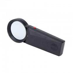 Lupa de mana cu iluminare LED