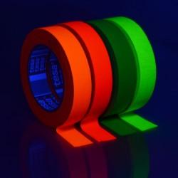 Banda adeziva fluorescenta - rola 25m