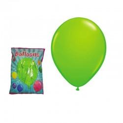 Baloane mari pentru petreceri, 12 inch, verde, Funny Fashion
