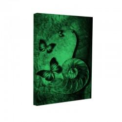 Set tablou fosforescent Fluturi