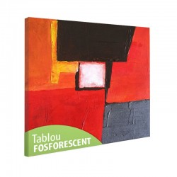 Set tablou fosforescent Pictura moderna