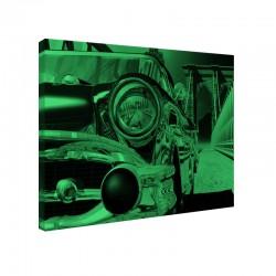 Set tablou fosforescent Masina pe pod